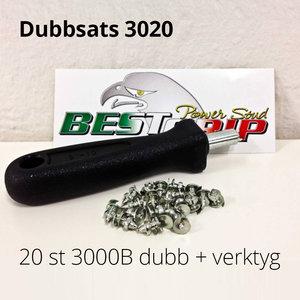 Best-Grip dubbsats 3020