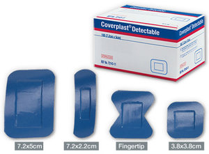 Coverplast Detectable Plåster