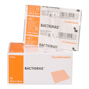 Bactigras - Salvkompress