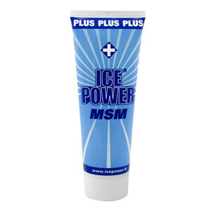 IcePower PLUS MSM Kylande gel