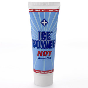 IcePowerHOT värmande gel