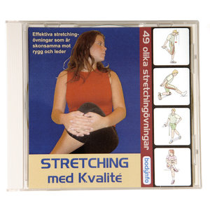 CD: Stretching med kvalité