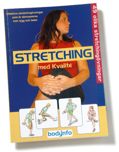 Bok: Stretching med Kvalité