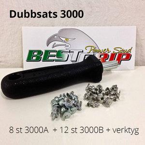 Best-Grip dubbsats 3000